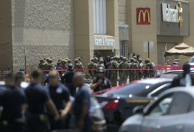 Техас муж улсын өөртөө үйлчилдэг худалдааны төвд  20 хүн амиа алджээ