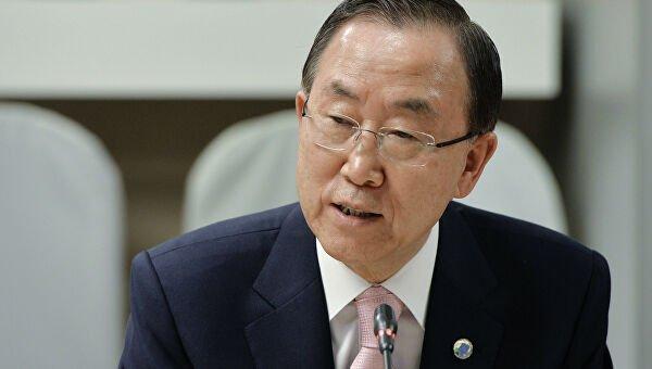 НҮБ-ын тэргүүн асан Бан Ги Мун Монголд ирнэ