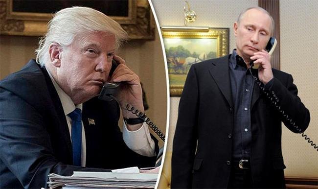 Трамп Путинтэй утсаар ярьж, ойн түймрийг унтраахад тусламж санал болгожээ