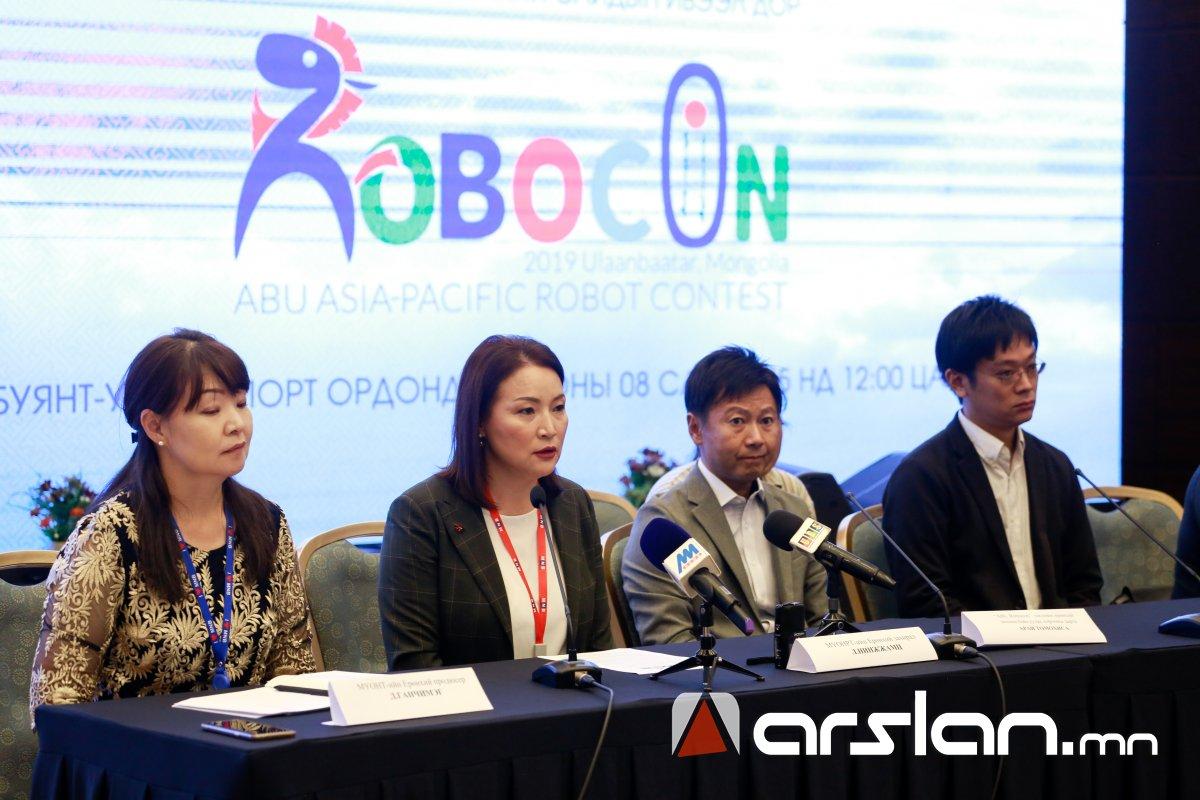 """""""Abu robocon-2019 Mongolia"""" олон улсын тэмцээнд дэлхийн 16 орны 17 баг өрсөлдөнө"""