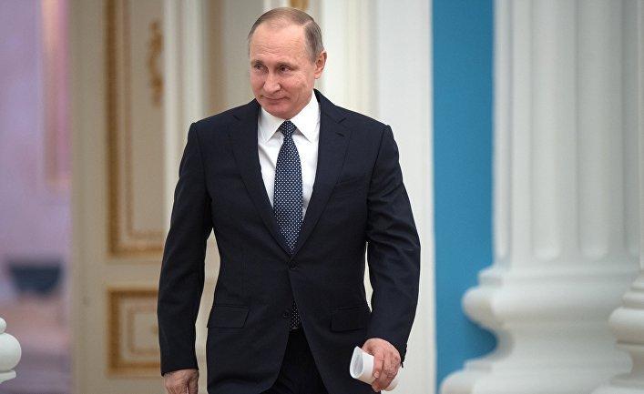 В.Путины айлчлалыг 270 гаруй сэтгүүлч сурвалжилна