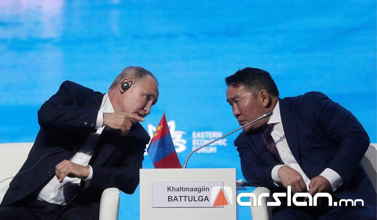 Төмөр замын ямар төслүүдэд Оросын тал хамтрах сонирхолтой вэ?