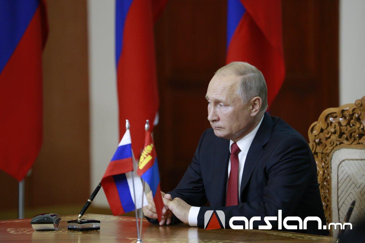 В.Путин: Дэд бүтэц, уул уурхай, ХАА-н салбарт ӨРГӨН ХҮРЭЭНД хамтын ажиллагааг хэрэгжүүлнэ