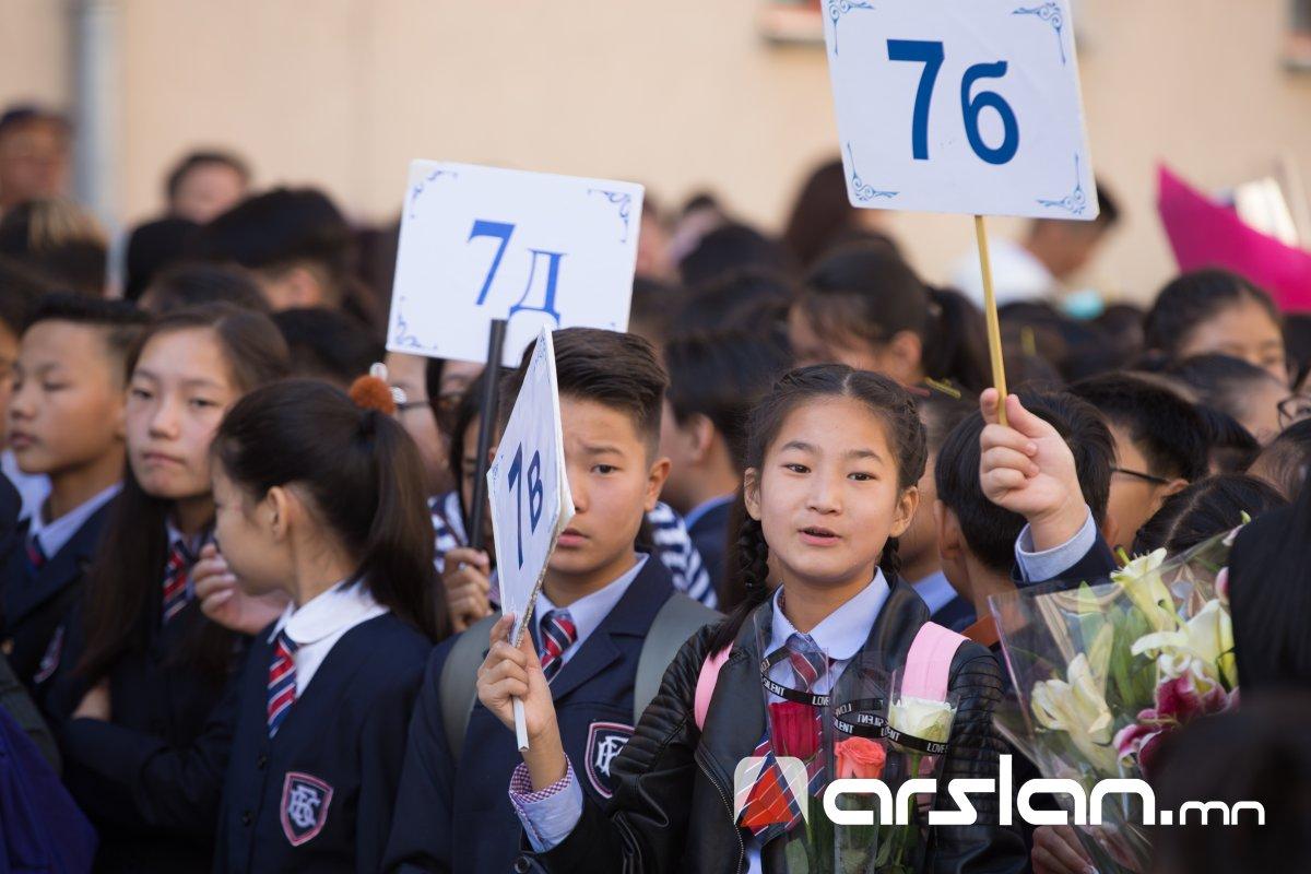 ИНФОГРАФИК: Монгол улсад төрийн болон хувийн 803 ерөнхий боловсролын сургууль бий