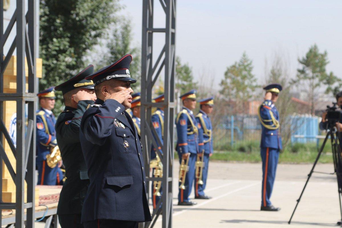 Цагдаа, дотоодын цэргийн байгууллага хичээлийн шинэ жилийн нээлтийн ажиллагааг зохион байгууллаа