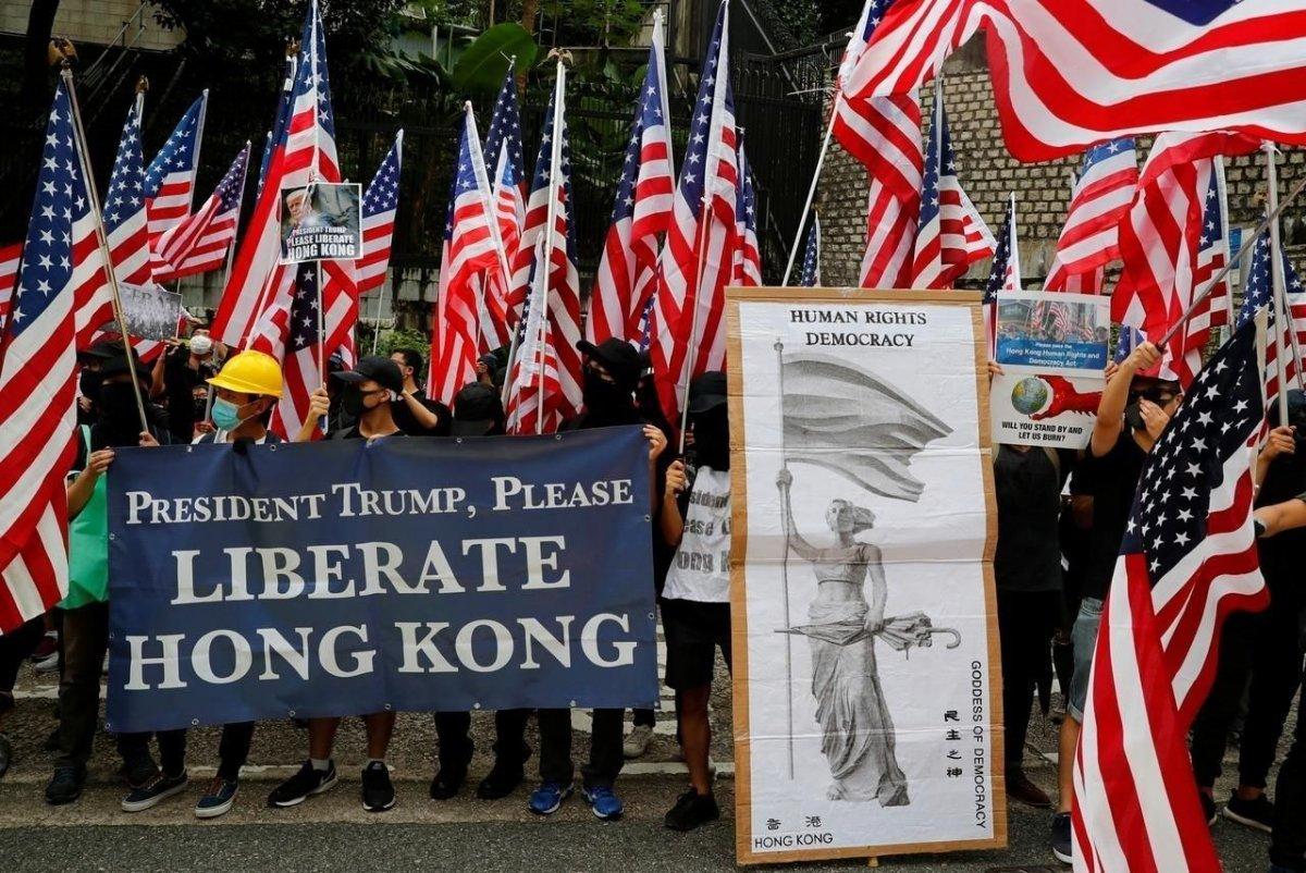 АНУ Хонгконгийн ХЭРЭГТ оролцох болов уу ?