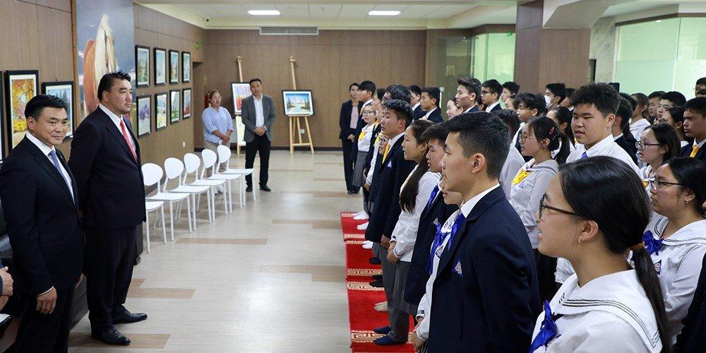 Шинэ Монгол Харүмафүжи сургуулийн үйл ажиллагаатай танилцлаа