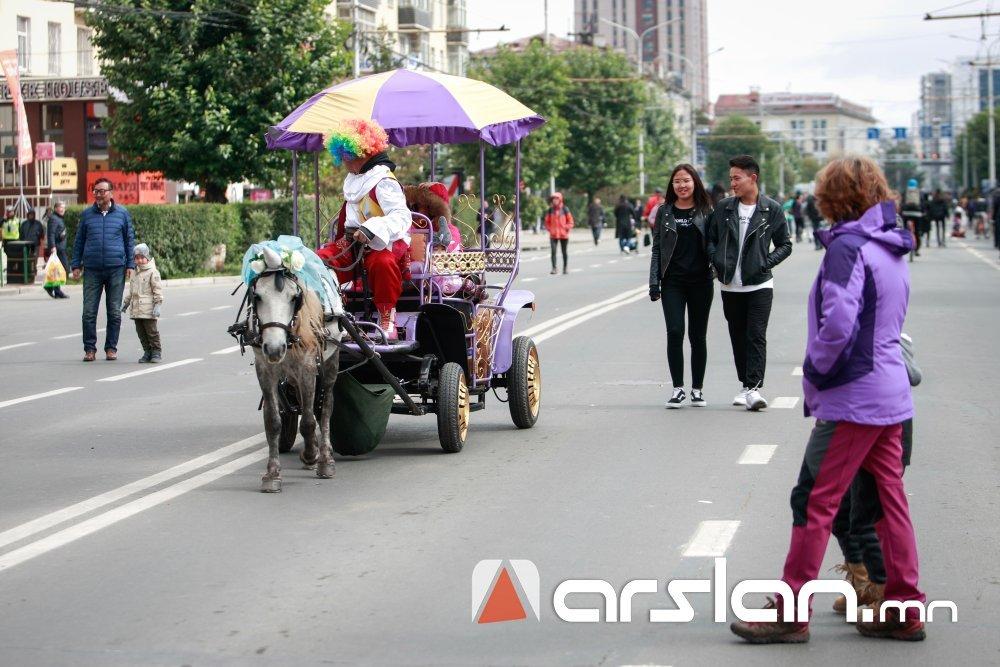 """""""Цэвэр агаартай-Автомашингүй"""" өдөрт оролцох хүсэлтэй ААН, байгууллагуудыг бүртгэж байна"""