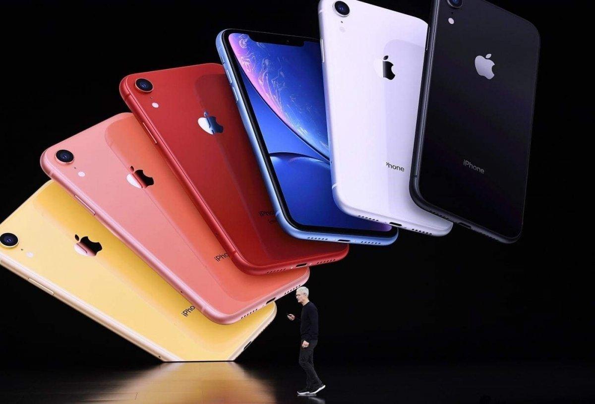 """""""Apple"""" компани  гурван шинэ iPhone гар утсаа танилцууллаа"""