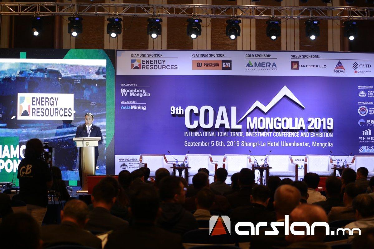 """ФОТО:  """"Coal Mongolia-2019"""" чуулга уулзалт өнөөдөр эхэллээ"""