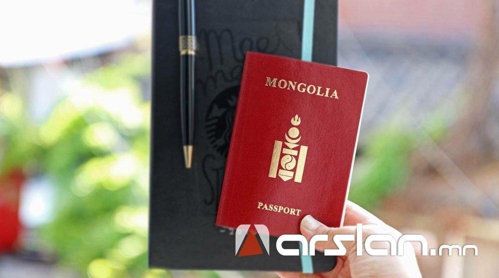 ТАНИЛЦ: Монгол Улсын иргэд ВИЗГҮЙ ЗОРЧИХ ОРНЫ ЖАГСААЛТ