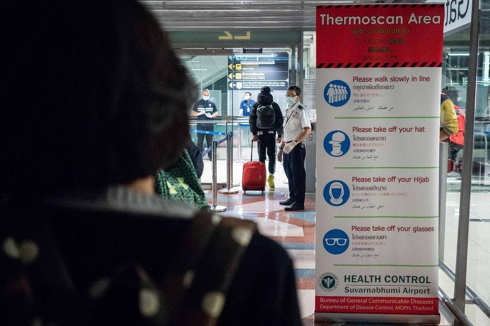 """Бангкокт аялахаар ирсэн БНХАУ-ын иргэнээс шинэ төрлийн """"коронавирус"""" илэрчээ"""