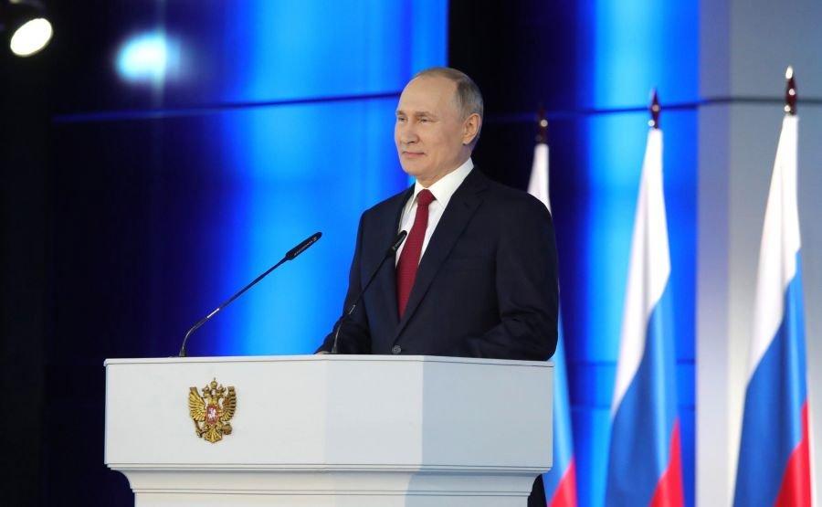 В:Путин: ОХУ шинэ Үндсэн хууль батлах шаардлагагүй, нэмэлт өөрчлөлт оруулах боломжтой