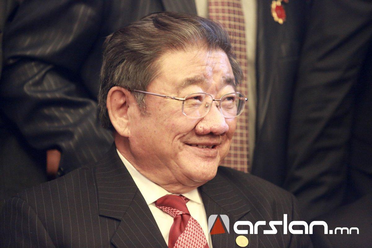 Ерөнхийлөгч асан П.Очирбат 78 нас хүрч байна
