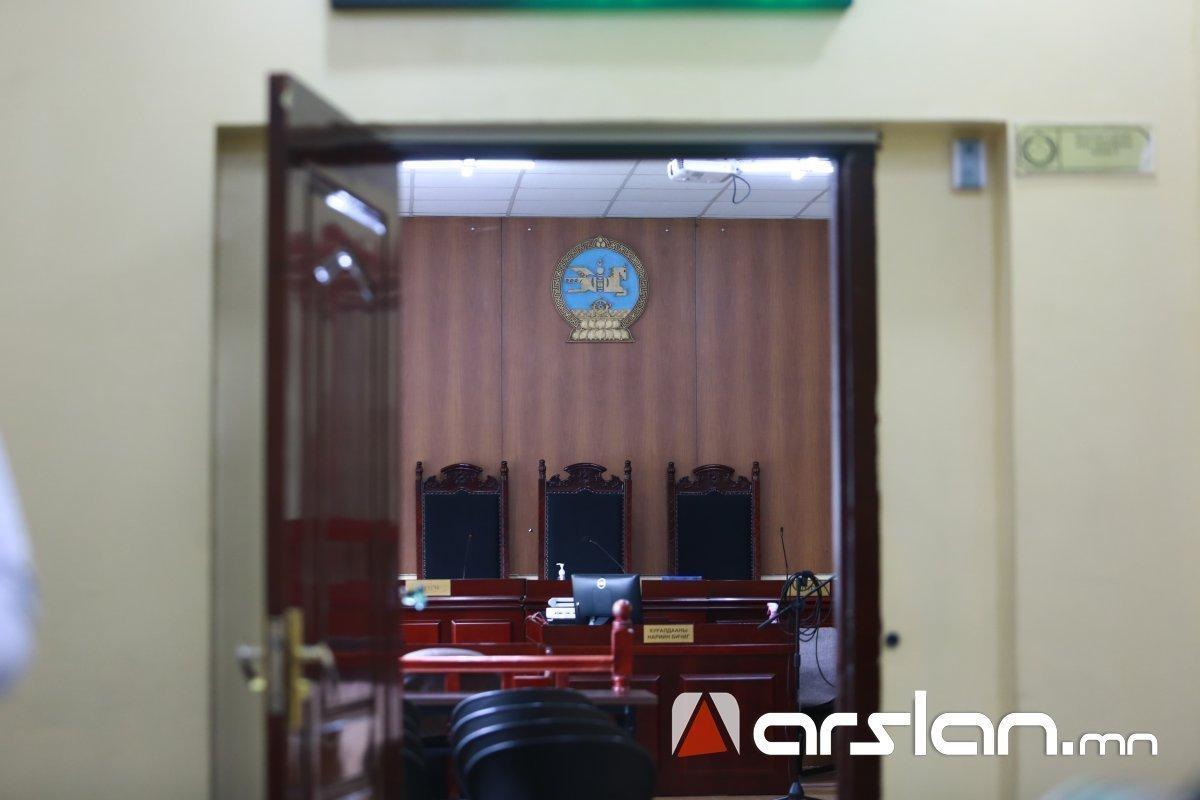 Шүүхийн 133 ажилтанд түргэвчилсэн оношлогоо хийх хүсэлт гаргалаа