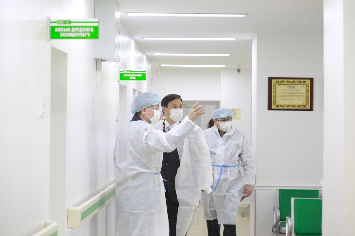 ЭМЯ: ХӨСҮТ-ийн лабораторийн ачаалалыг зохицуулж, хүний нөөцийг нэмэгдүүлнэ