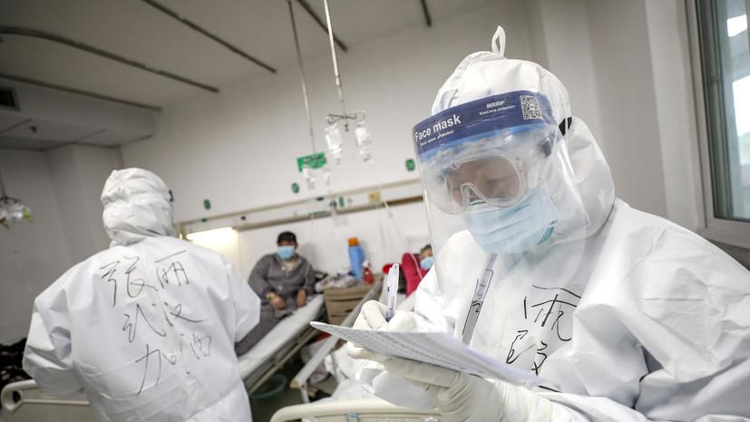 COVID-19: Хятадын Хубэй мужид өчигдөр 1,933 халдвар шинээр бүртгэгдэж, 100 хүн нас баржээ