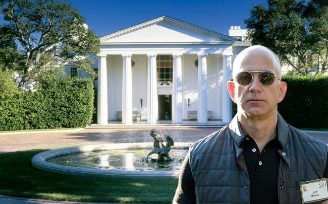 Тэрбумтан Жефф Безосын 165 сая ам.доллароор худалдан авсан ТАНСАГ ХАРШ