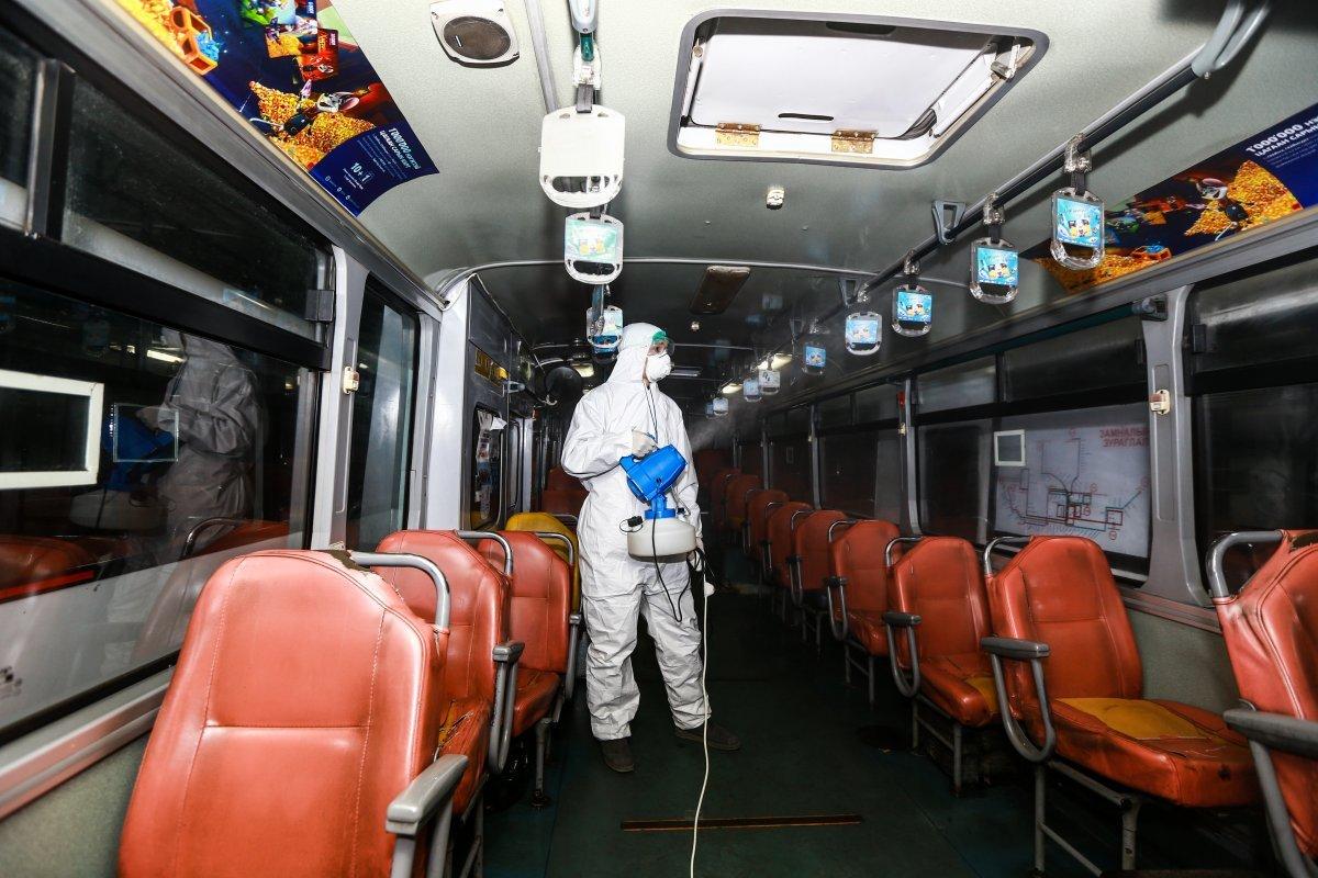 """6rod6 Бидний """"мөрөөддөг"""" цэвэрхэн автобус, браво"""