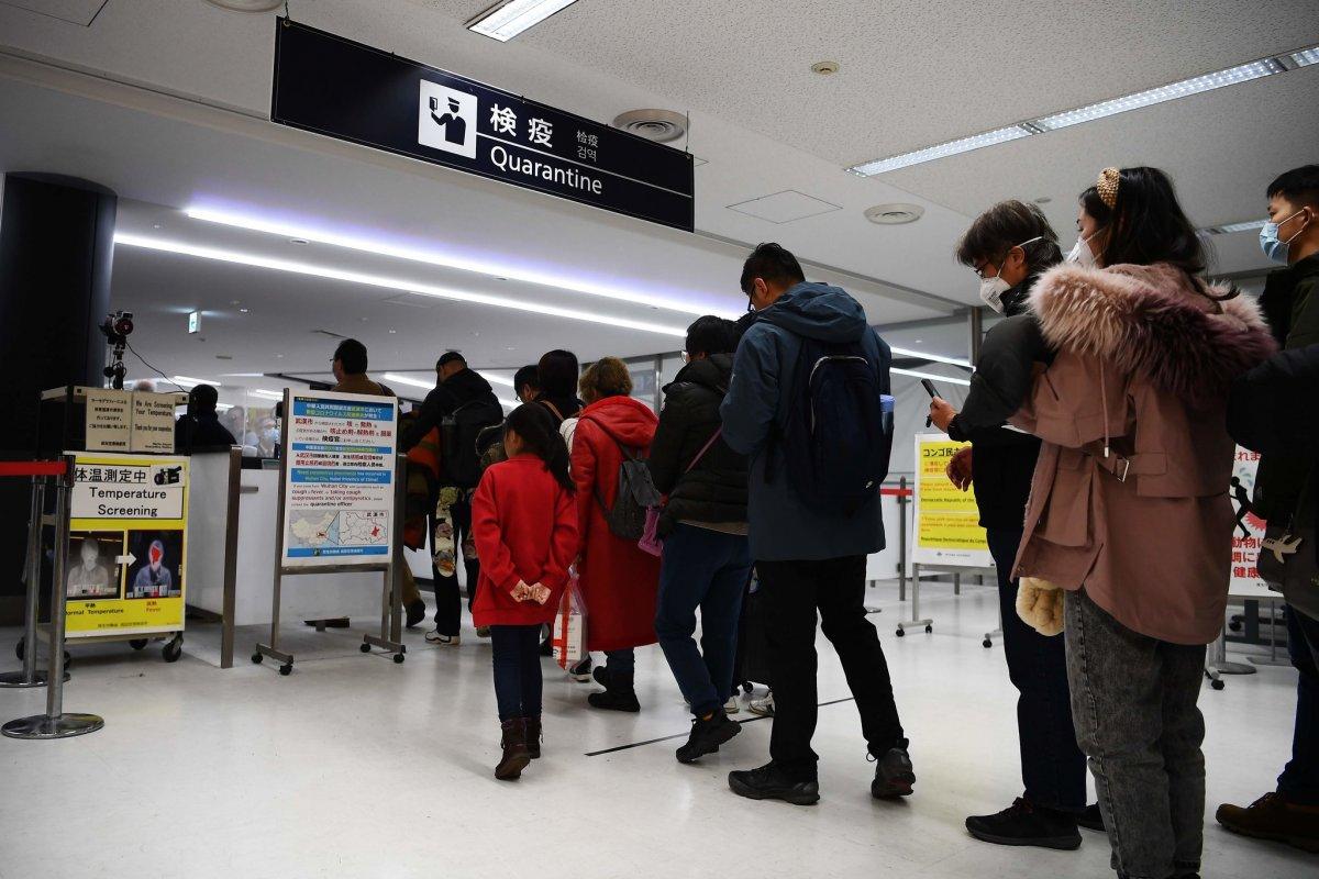 Япон улс хилээр нэвтэрсэн иргэдийг 14 хоног хөл хорионд байлгах шийдвэр гаргажээ