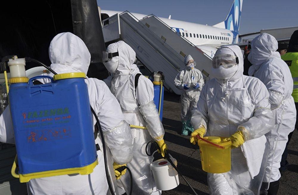 COVID-19:  Казахстанд нийт 781 тохиолдол бүртгэгдэж, 8 хүн нас баржээ