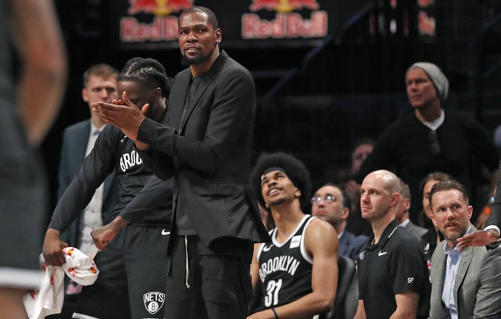 NBA-гийн тоглогч Кевин Дюрант болон багийнх нь гурван тамирчнаас коронавирусийн халдвар илэрчээ