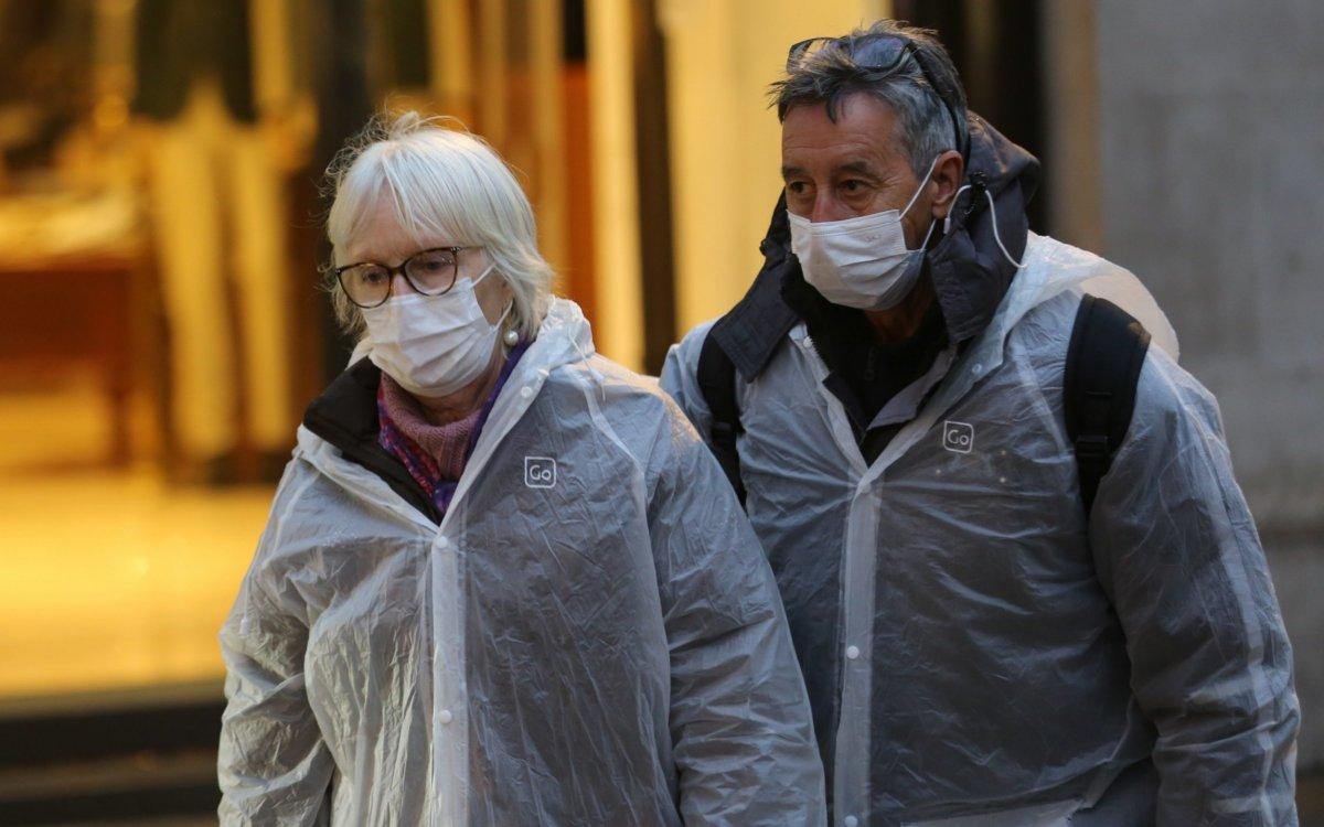 """Британийн Эрүүл мэндийн сайд """"covid19"""" вирусийн халдвар авчээ"""