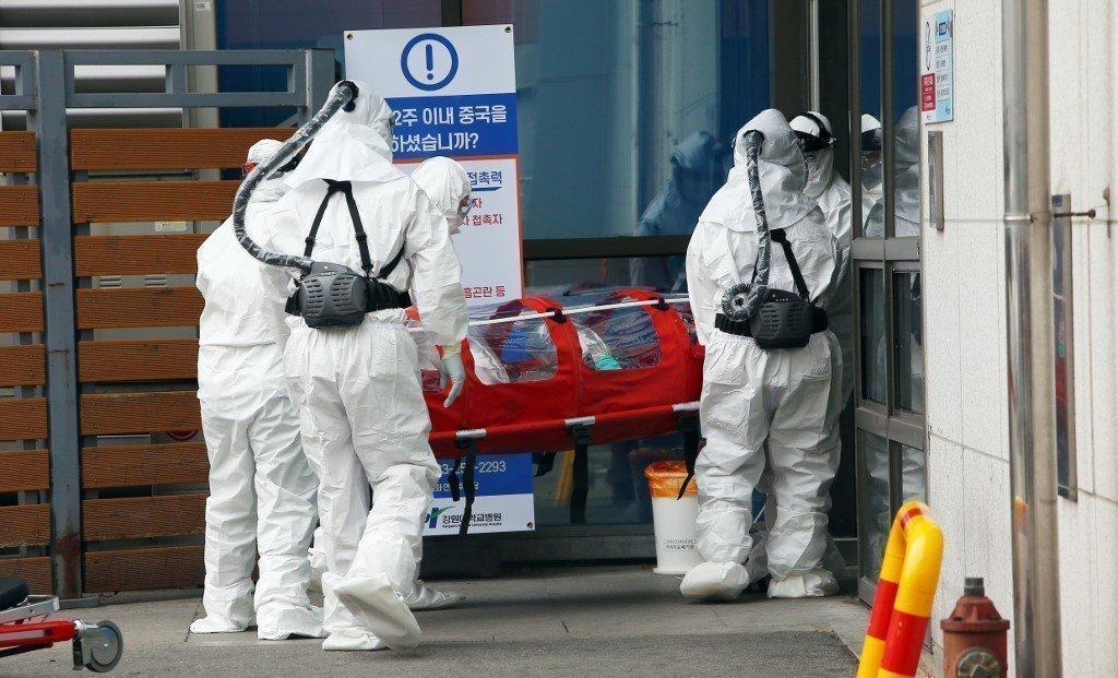 Нэг хоногийн дотор Хятадаас гадна коронавирусний халдвараар 848 хүн нас баржээ