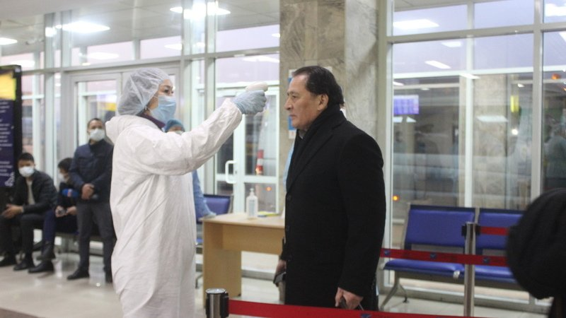 COVID-19: Киргиз улсад халдварын анхны гурван тохиолдол бүртгэгджээ