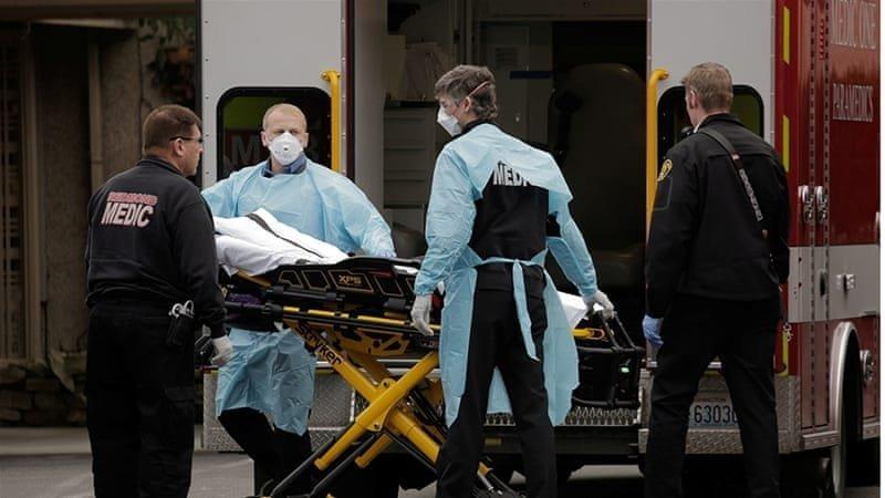 """АНУ-д """"COVID-19"""" халдварын улмаас 12 дахь өвчтөн нас барлаа"""