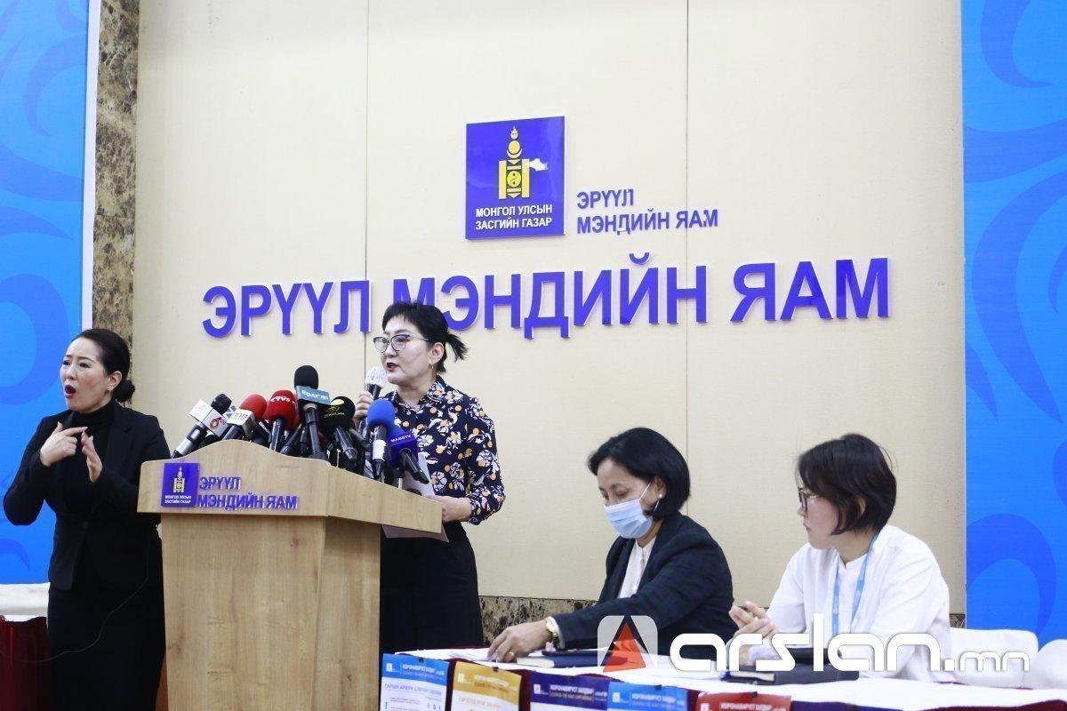 ЭМЯ: Ажиглалтад 2,334 хүн байгаагийн дотор архаг хууч өвчтэй 33 иргэн байгаа