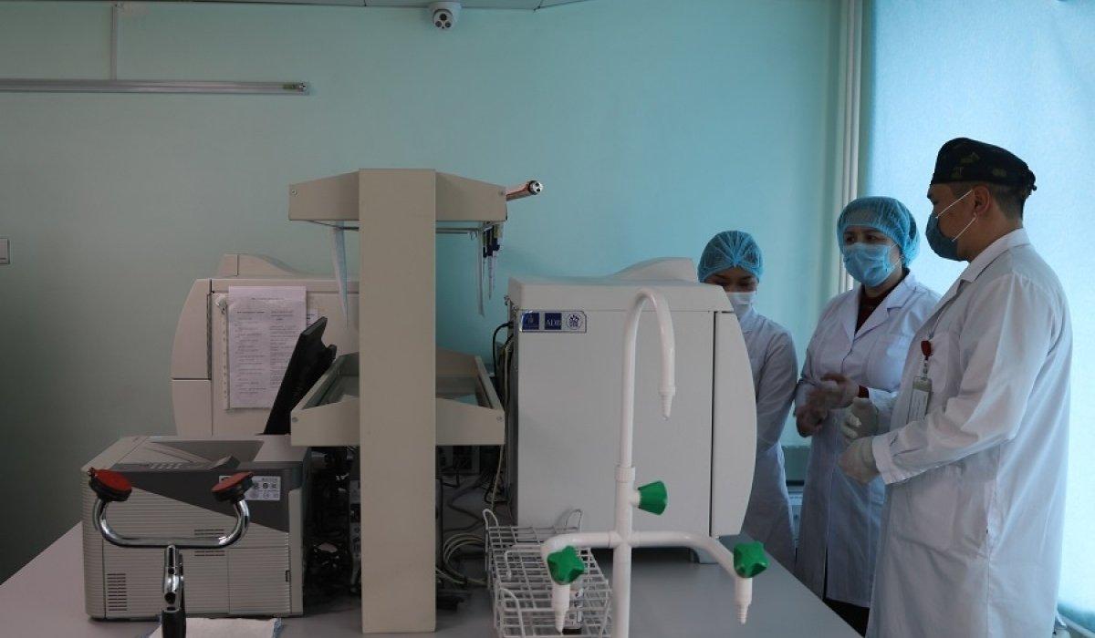 Дархан-Уул аймгийн Вирус судлалын лаборатори коронавирусийн шинжилгээ хийж эхэлжээ
