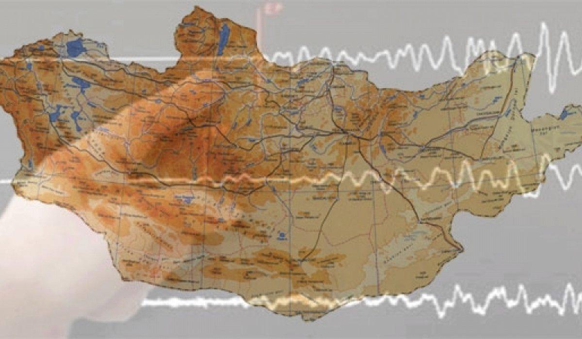 Дорнод аймагт3.8 магнитудын хүчтэй газар хөдлөлт болжээ