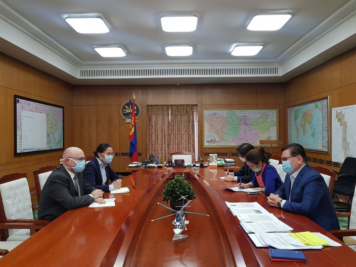 Ф.Мэрлин: Монголд COVID-19-ийн анхны тохиолдлыг авчирсан хүн нь Францын иргэн байгаад маш их харамсаж байна