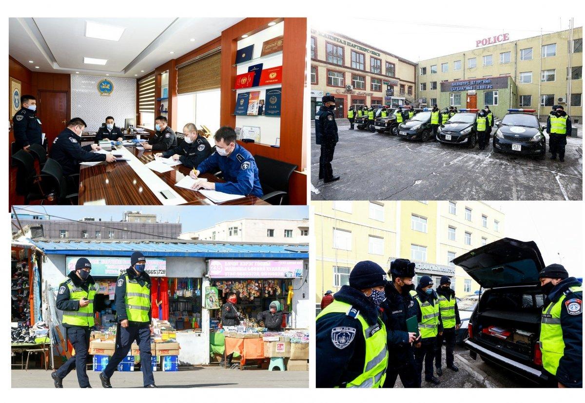 СУРВАЛЖИЛГА: БЗД-ийн Цагдаагийн нэгдүгээр хэлтэс нийслэлийн хэмжээнд  ХАМГИЙН ӨНДӨР АЧААЛАЛТАЙ ажилладаг