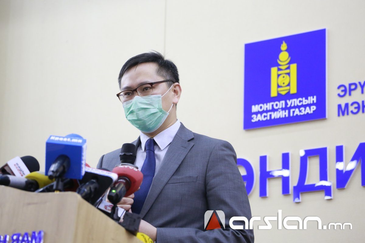 """""""БНСУ-д нэг монгол иргэн хөнгөн халдвар аваад эдгэсэн. Бие нь эрүүл болсон байна"""""""