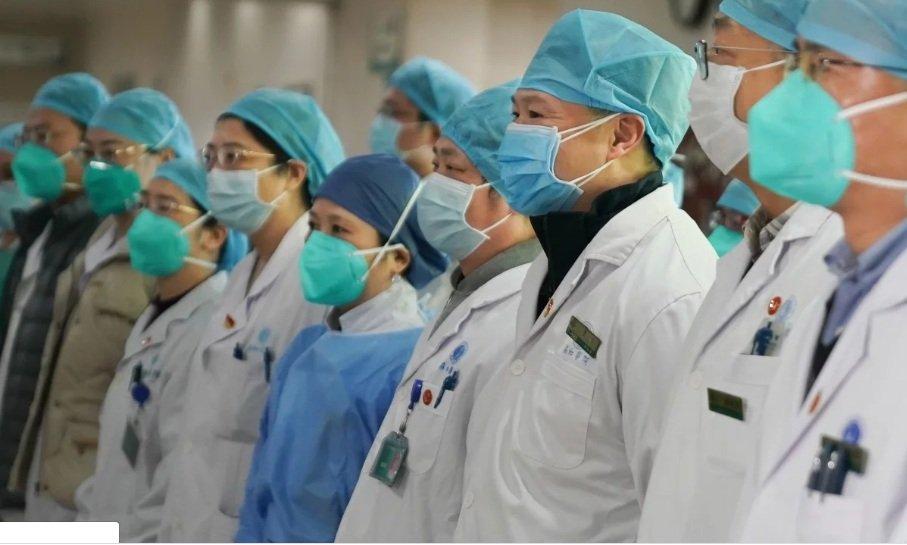 САЙН МЭДЭЭ: Хубэй мужид томилогдсон 3700 орчим эмч, сувилагч гэртээ харьжээ