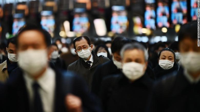 COVID-19: Японд нийт халдвар авсан хүний тоо 1674  болжээ