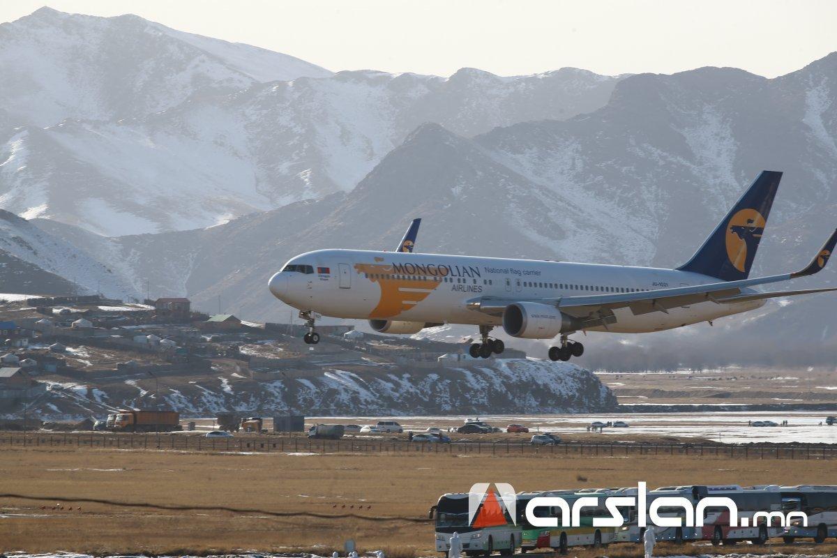 БНСУ-аас монгол иргэдээ авчрах тусгай үүргийн онгоц хөөрлөө