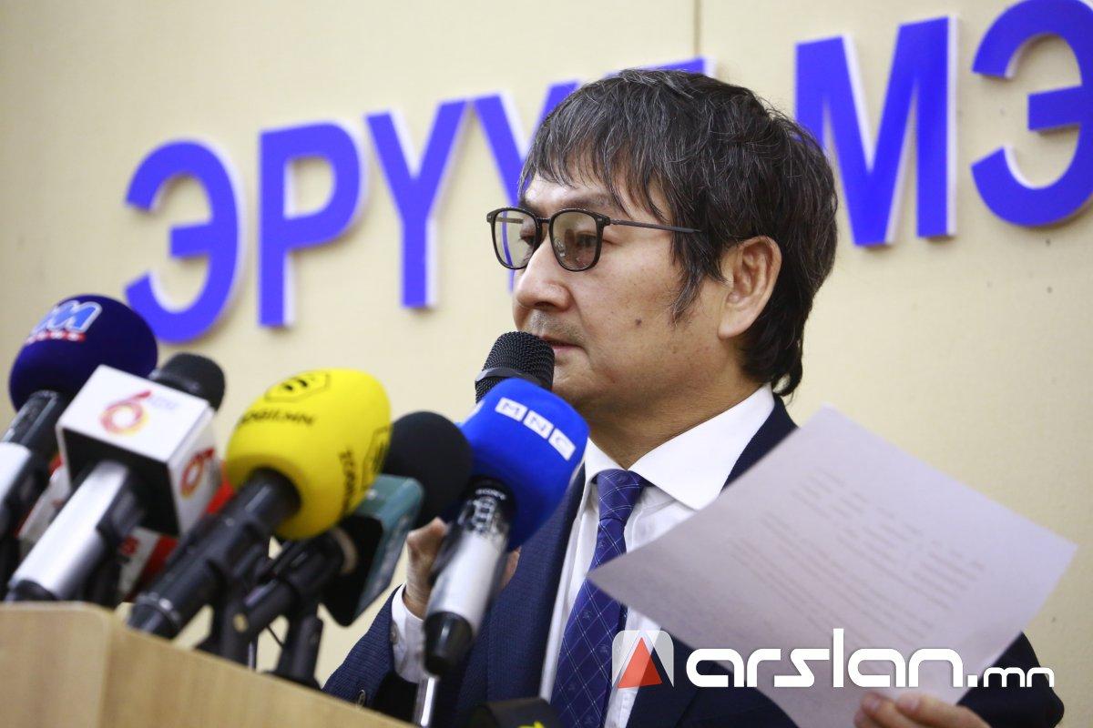 Д.Нямхүү: Гуравдугаар сарын 9-нд ХӨСҮТ-д тусгаарлагдсан долоон хүнээс коронавирус илрээгүй