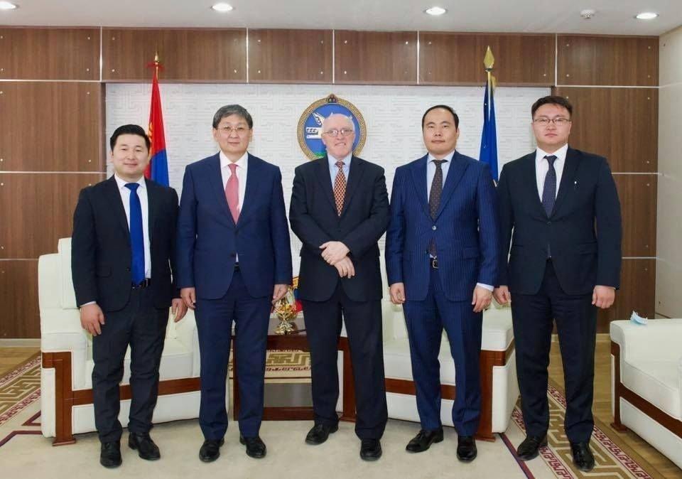 АНУ-ын Засгийн газар Монгол Улсад 15 сая ам.долларын буцалтгүй тусламж үзүүллээ