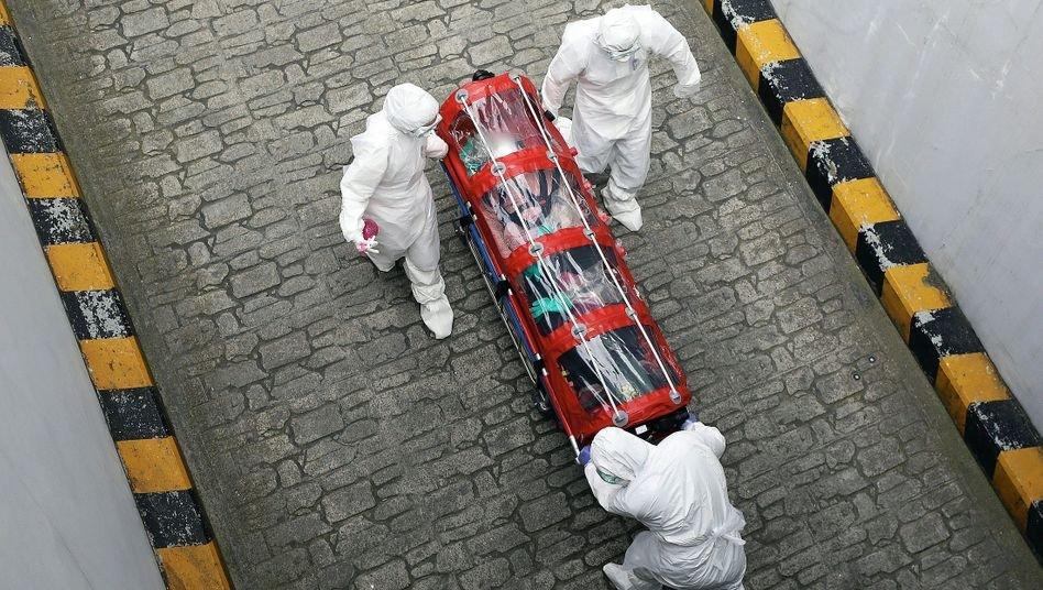 COVID-19: Германд халдварласан хүний тоо 29000 орчимд хүрчээ