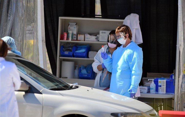 Австрали улсад коронавирусний халдвар авсан хүний тоо 127 боллоо