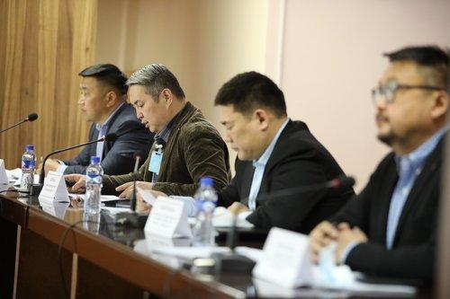 """ЗГХЭГ-ын дарга Л.Оюун-Эрдэнэ  """"Монголросцветмет"""" ТӨҮГ-ын харьяа """"Бор-Өндөр"""" УБҮ-ийн үйл ажиллагаатай танилцлаа"""