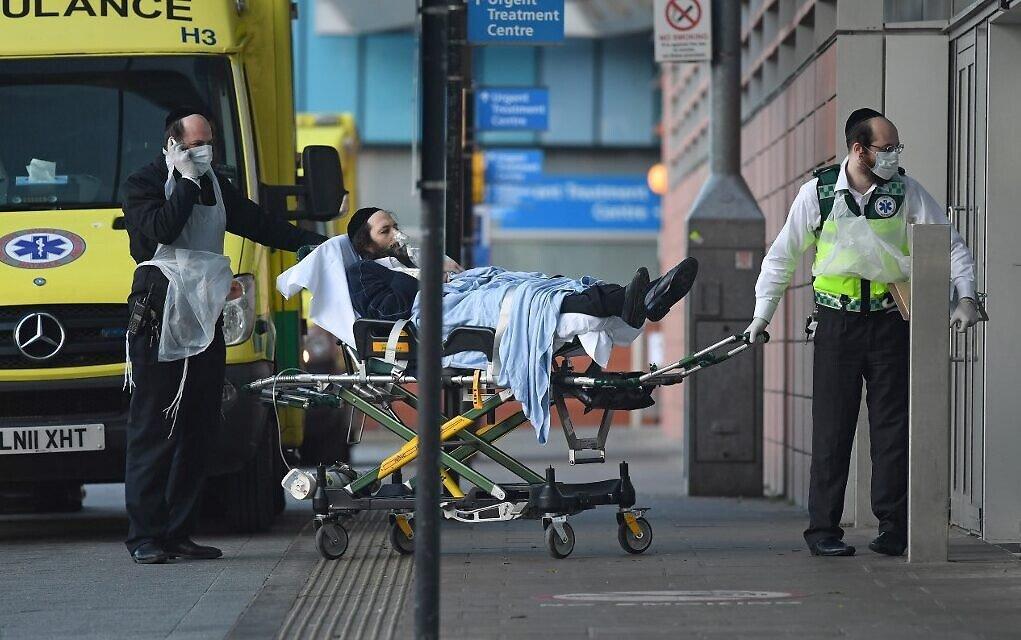 COVID-19: Их Британид нас барсан хүний тоо 861-ээр нэмэгдэж, ХӨЛ ХОРИОГ СУНГАЛАА