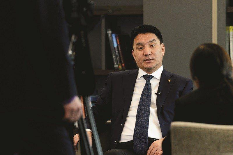 Ж.Ганбаатар: Аж ахуйн нэгжүүдээс борлуулалтаар дэмжиж, хөрөнгө оруулалт хийгээч гэх хүсэлт тавьж байна