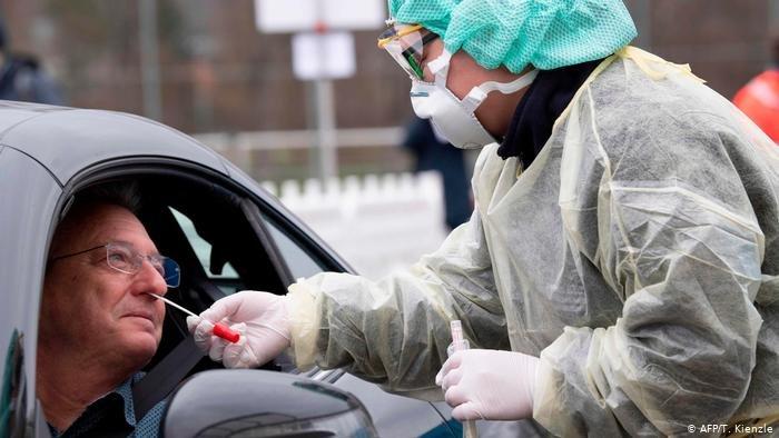 COVID-19: Германд халдвар авсан хүний тоо 148 мянга давж, 5,000 гаруй хүн нас баржээ
