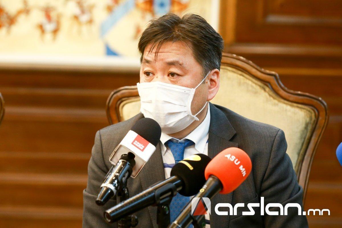 Б.Лхагвасүрэн: Монгол Улс ФАТФ-ын Саарал жагсаалтаас гарах нөхцөлийг ХАНГАЛАА