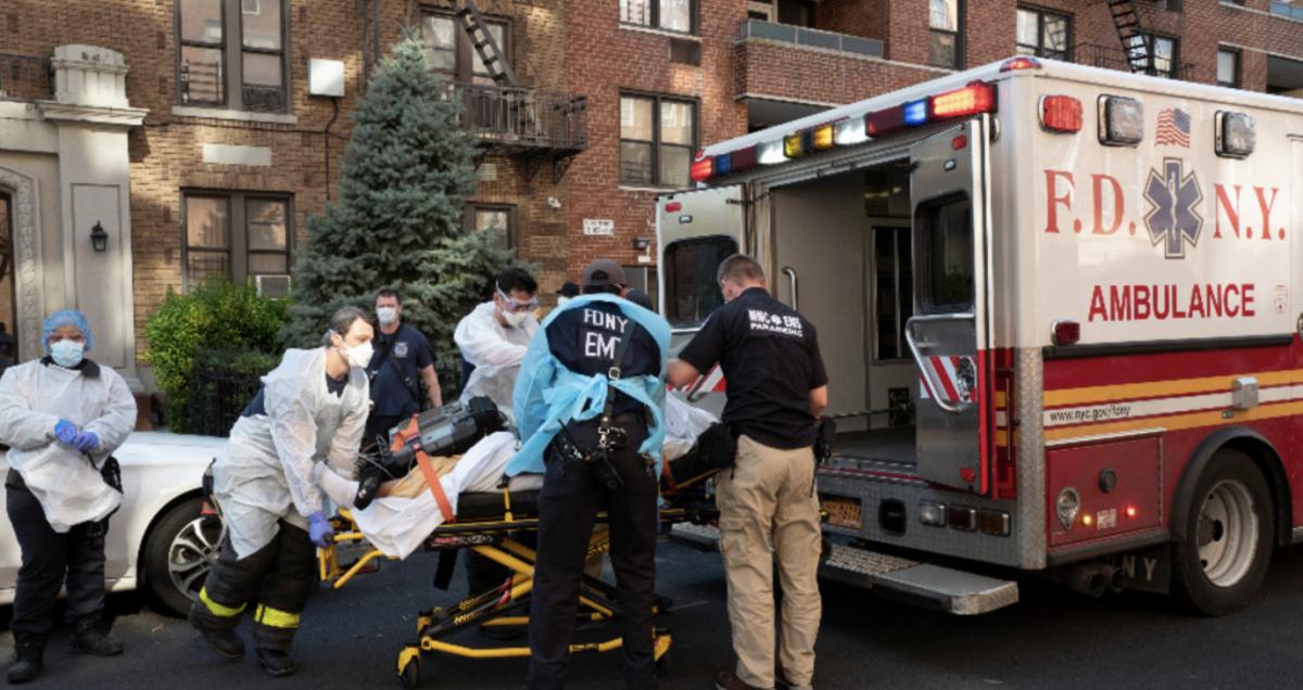 COVID-19: АНУ-д халдварын улмаас нас барсан хүний тоо 100 мянга давлаа