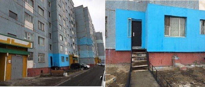 Орон сууцны төлөвлөлт, зориулалтыг өөрчилж хана нураан гадагш хаалга гаргасан зөрчилд арга хэмжээ авчээ